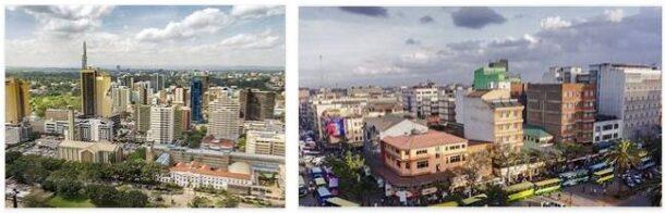 The capital of Kenya