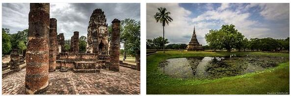 Sukhothai Ruins (World Heritage)