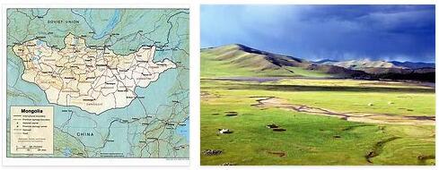Mongolia Territory