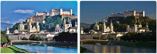 Travel to Salzburg, Austria